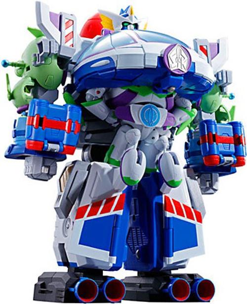 Toy Story Chogokin Chogattai Buzz the Space Ranger Robo Action Figures