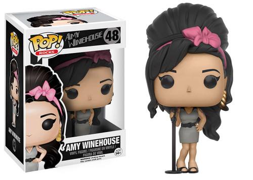 Funko POP! Rocks Amy Winehouse Vinyl Figure #48