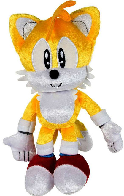 Sonic The Hedgehog 25th Anniversary Tails 8-Inch Plush