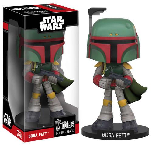 Funko Star Wars Wobblers Boba Fett Bobble Head