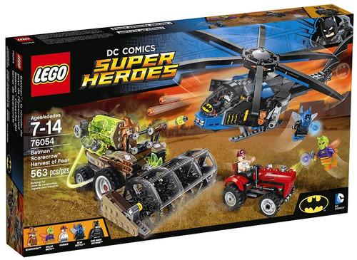 LEGO DC Super Heroes Batman: Scarecrow Harvest of Fear Set #76054