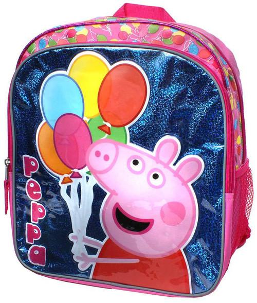Peppa Pig Balloons Backpack
