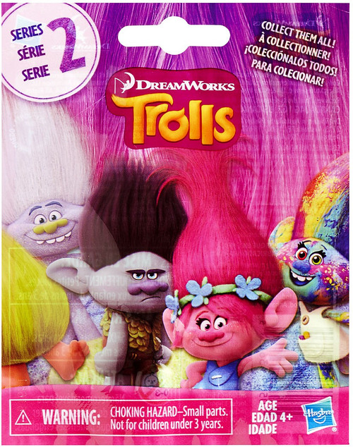 Trolls Series 2 Mystery Pack