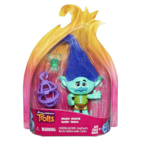 Trolls Troll Town Branch Collectible Figure