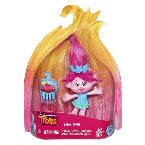 Trolls Troll Town Poppy Collectible Figure