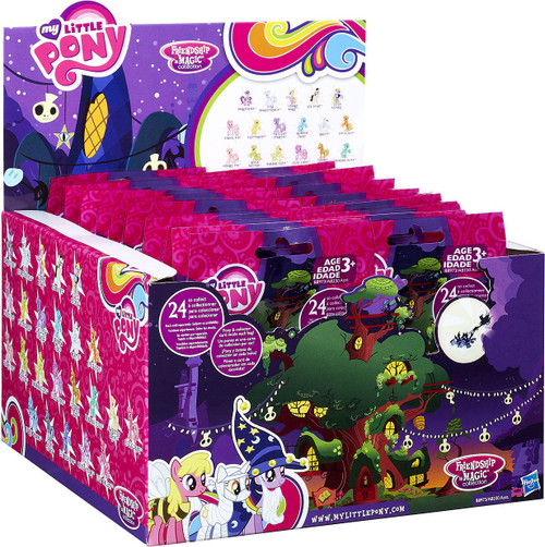 My Little Pony PVC Series 16 Mystery Box [24 Packs]