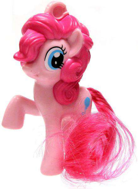 My Little Pony Friendship is Magic McDonald's Happy Meal Pinkie Pie Clip-On Toy