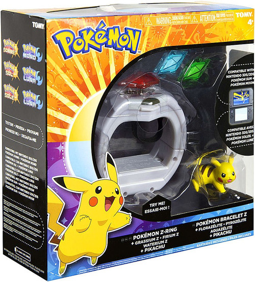 Pokemon Z-Ring Toy