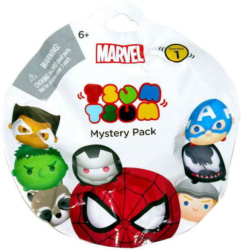 Disney Marvel Tsum Tsum Series 1 Mystery Stack Pack