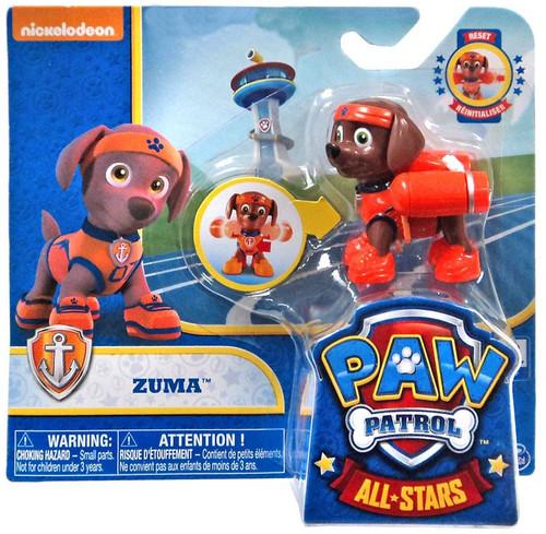 Paw Patrol All Stars Zuma Exclusive Figure