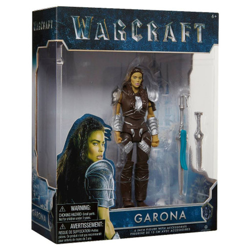 World of Warcraft Garona Action Figure