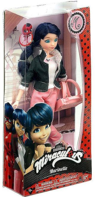 Zag Heroez Miraculous: Tales of Ladybug & Cat Noir Marinette 10-Inch Doll