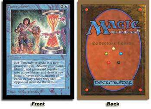 MtG Collector's Edition Timetwister [Not Tournament Legal]