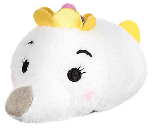 Disney Tsum Tsum Beauty and the Beast Mrs. Potts Exclusive 3.5-Inch Mini Plush