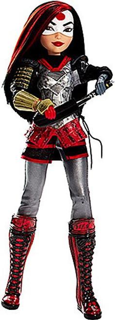 DC Super Hero Girls Katana Exclusive 12-Inch Doll