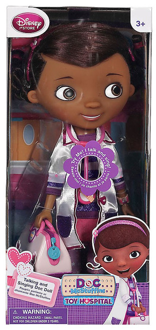Disney Toy Hospital Doc McStuffins Exclusive 11-Inch Doll [Talking & Singing]