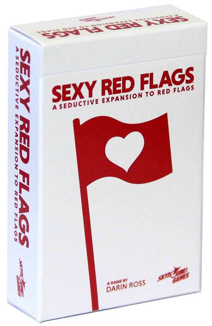 Red Flags Sexy Card Game Expansion Deck