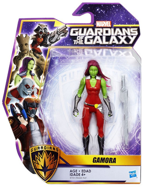 Marvel Guardians of the Galaxy Gamora Action Figure