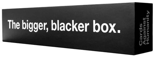 Cards Against Humanity Bigger Blacker Box