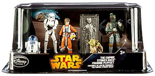 Disney Star Wars The Empire Strikes Back Exclusive Figurine Playset [Damaged Package]