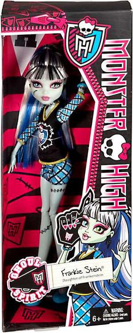 Monster High Ghoul Spirit Frankie Stein 10.5-Inch Doll [Damaged Package]