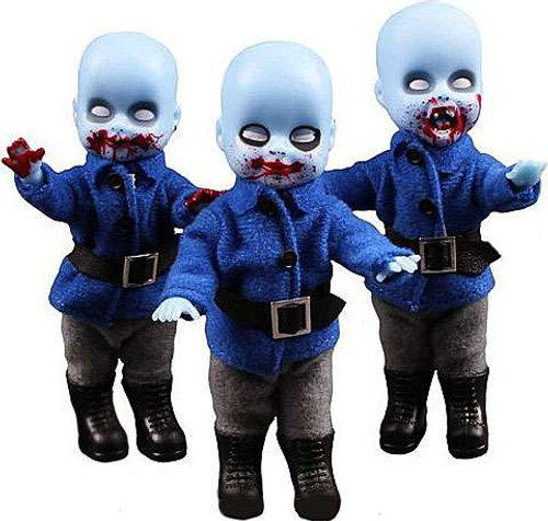 Living Dead Dolls Munchkins Exclusive Doll 3-Pack