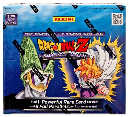 Dragon Ball Z Collectible Card Game Awakening Booster Box [24 Packs]
