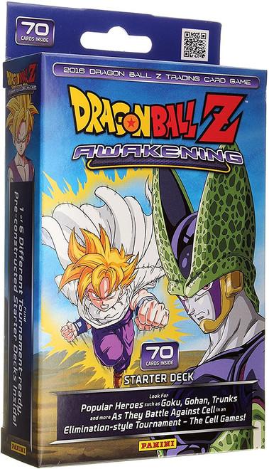 Dragon Ball Z Collectible Card Game Awakening Starter Deck