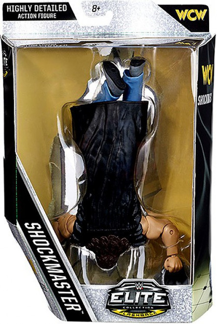 WWE Wrestling Elite Shockmaster Exclusive Action Figure