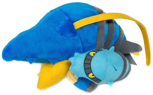 Pokemon Clawitzer Exclusive 4-Inch Plush