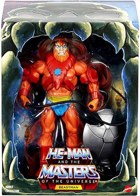Masters of the Universe Classics Club Grayskull Beast Man Action Figure [Filmation]