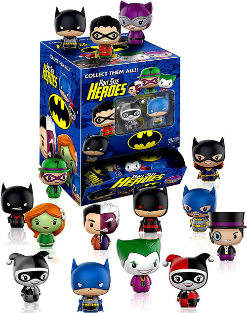 Funko Pint Size Heroes DC Mystery Box [24 Packs]