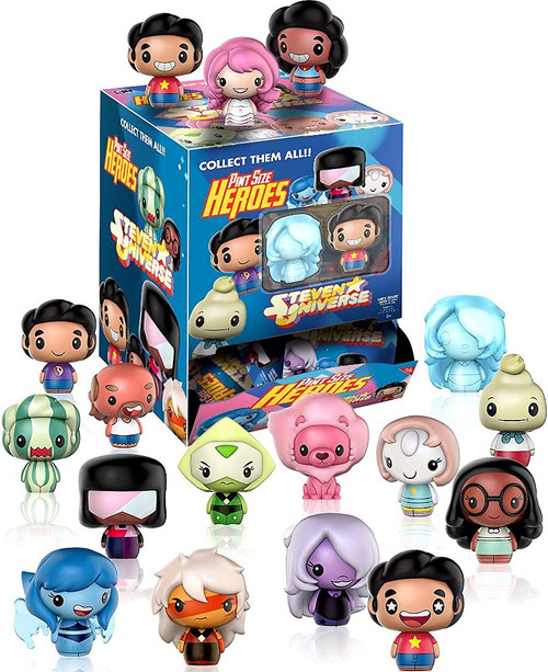 Funko Pint Size Heroes Steven Universe Mystery Box [24 Packs]