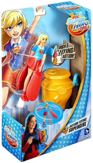 DC Super Hero Girls Action Flying Supergirl Action Figure