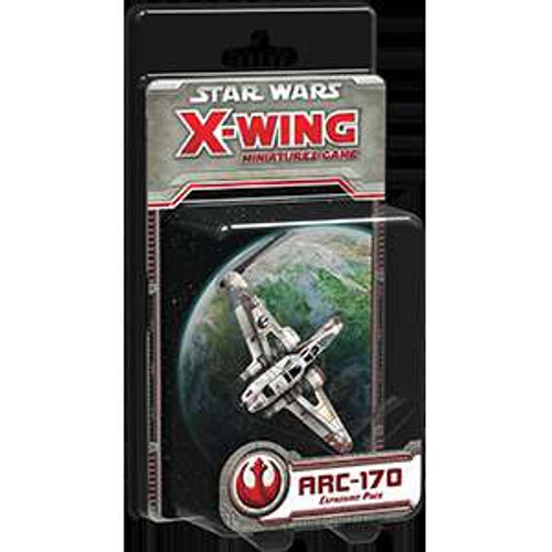 Star Wars X-Wing Miniatures Game ARC-170 Expansion Pack
