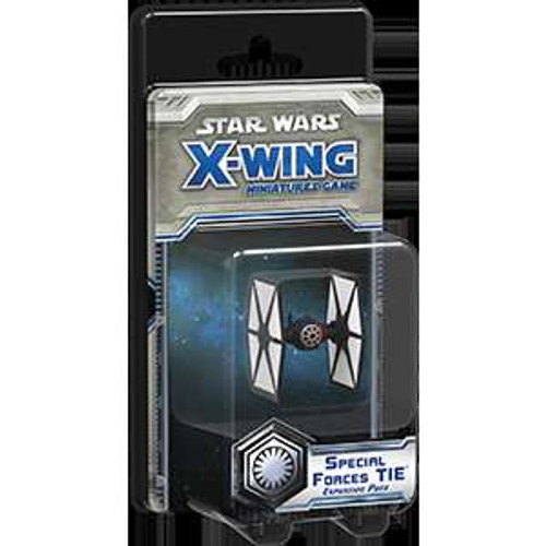 Star Wars X-Wing Miniatures Game Special Forces TIE Expansion Pack