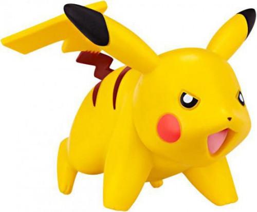Pokemon Diamond & Pearl Pikachu Figure [Attacking, Loose]