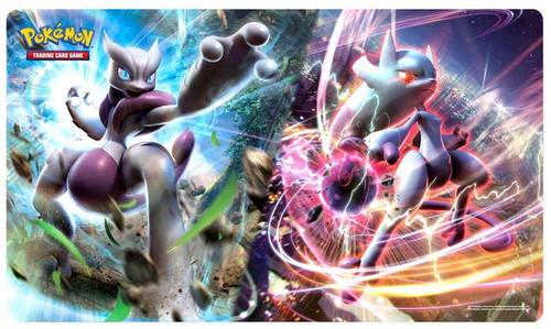 Pokemon Card Supplies Mega Mewtwo X & Mega Mewtwo Y Play Mat