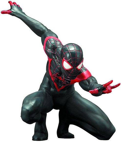 Marvel ArtFX+ Ultimate Spider-Man Statue