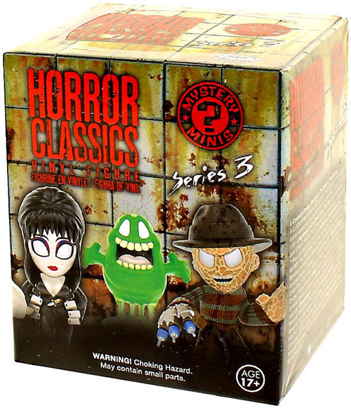 Funko Mystery Minis Horror Classics Series 3 Mystery Pack