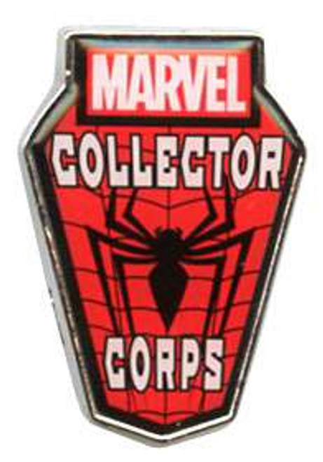 Funko Marvel Spider-Man Exclusive Pin [Collector Corps]