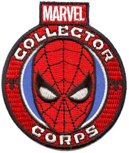 Funko Marvel Spider-Man Exclusive Patch