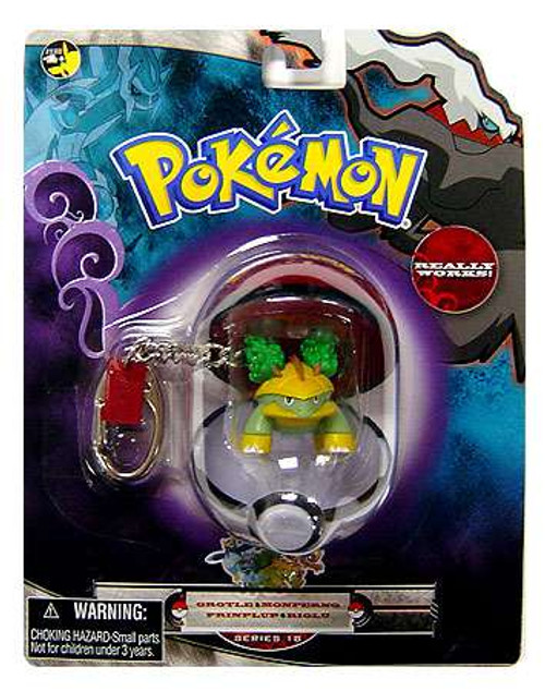 Pokemon Diamond & Pearl Series 18 Grotle Keychain