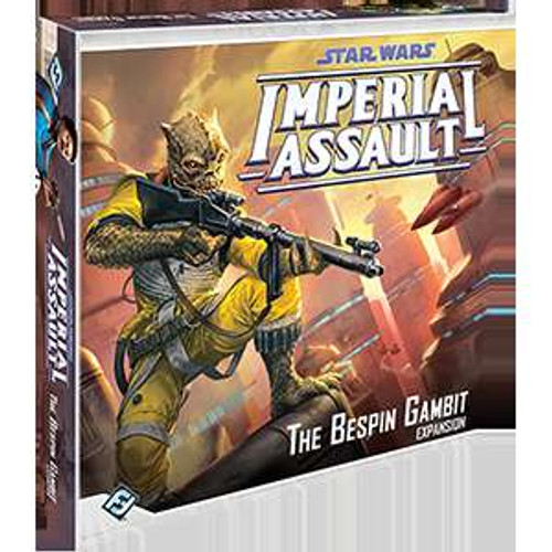 Star Wars Imperial Assault The Bespin Gambit Expansion