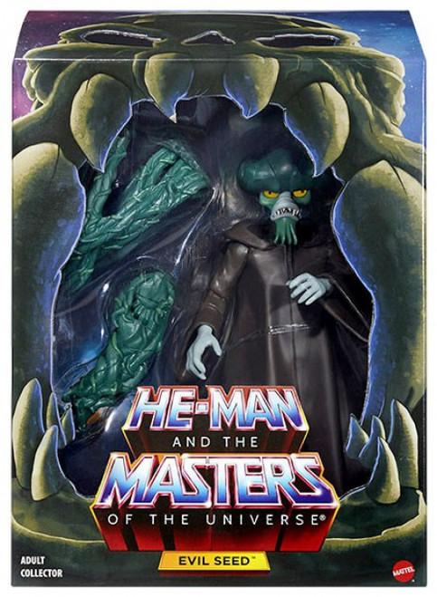 Masters of the Universe Classics Club Grayskull Evil Seed Action Figure