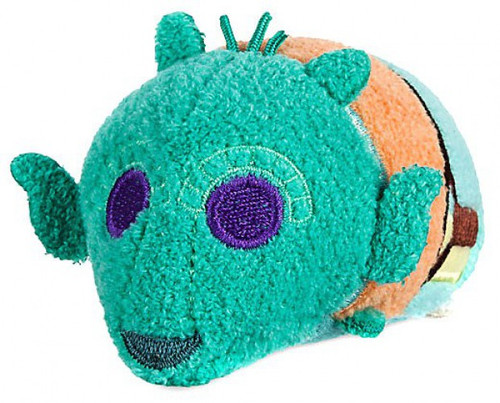 Disney Tsum Tsum Star Wars Greedo Exclusive 3.5-Inch Mini Plush