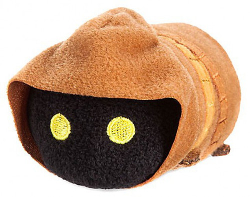 Disney Tsum Tsum Star Wars Jawa Exclusive 3.5-Inch Mini Plush