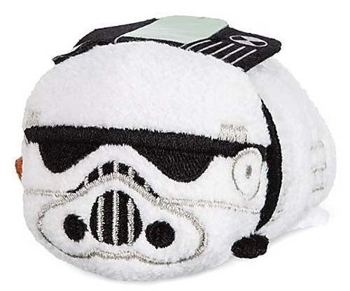 Disney Tsum Tsum Star Wars Sandtrooper Exclusive 3.5-Inch Mini Plush