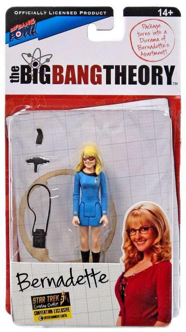 The Big Bang Theory Series Three Bernadette Exclusive Action Figure [Star Trek]