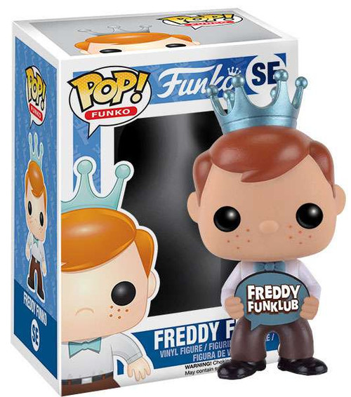 POP! Freddy Funko Exclusive Vinyl Figure SE [Freddy Funklub]